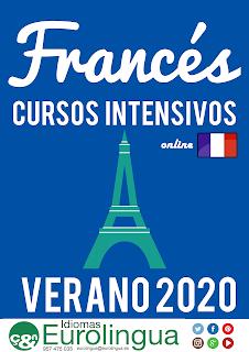 cursosdefrancés, francés, eurolingua córdoba, intensivos, cursos online